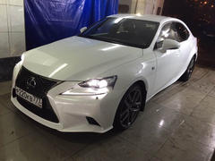 Lexus IS 250 2014 г.в.